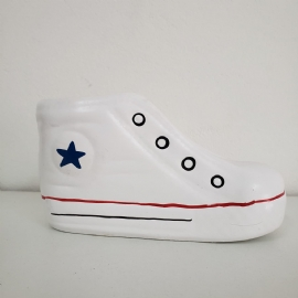 cachepot All star branco